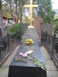 Gogol's grave