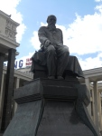 Dostoevsky at the National Library
