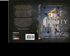 Trinity book cover print edition complete