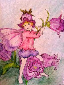 Beattie's flower fairy 1