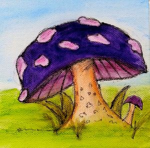 Beattie's mushroom