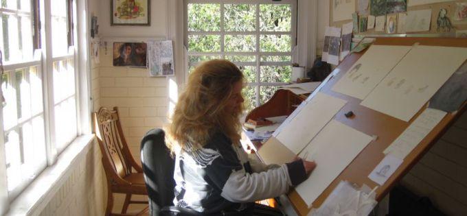 Lisa Stewart portrait
