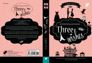 Three Wishes cover Indonesian edition