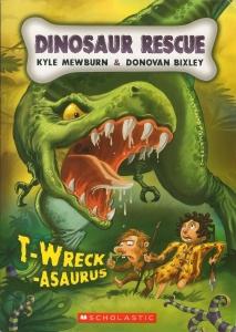 Dinosaur Rescue 1