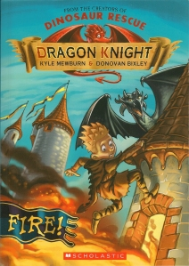 Dragon Knight - Fire!