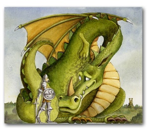nina rycroft dragon