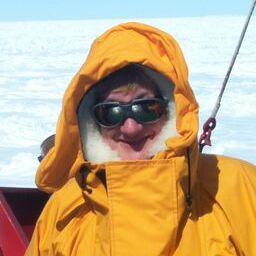 hazel in antarctica