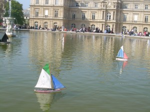 Luxembourg Gardens, spring 2010