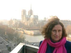Jean at Institut du monde Arabe, March 2011