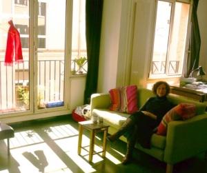 Jean at Keesing Studio 2011