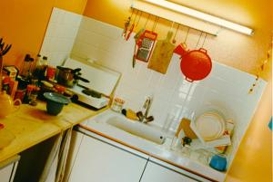 Kitchen, Keesing Studio 1989