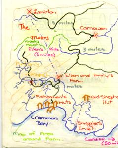 pnovel 14 map