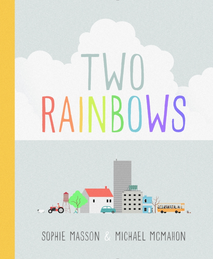 two-rainbows-front-cover
